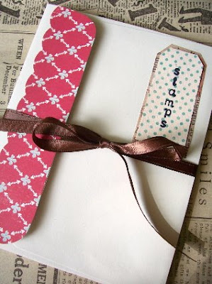 Whimsy love accordion envelope book tutorial What side of envelope does stamp go on