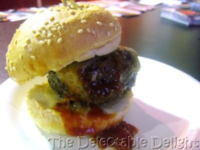 American beef burger recipes