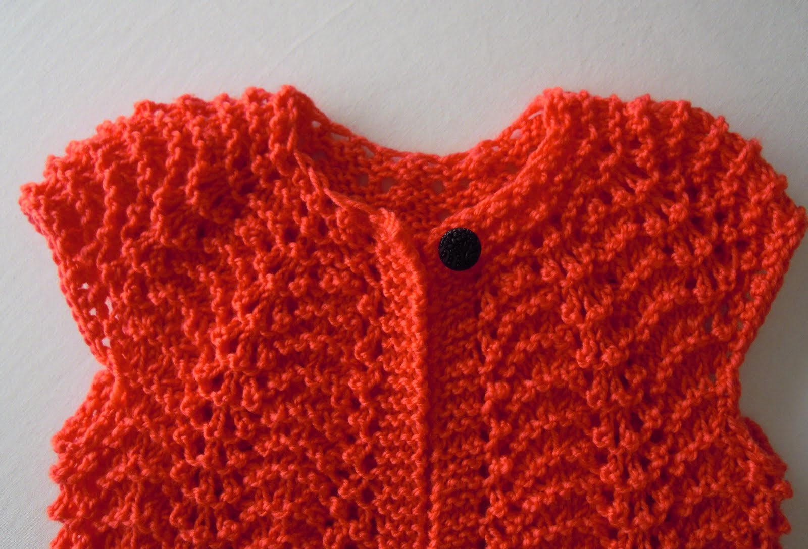 Como hacer chalecos de lana imagui - Lana gruesa para tejer ...