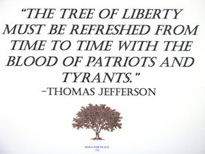 tree of liberty