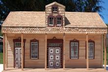 Maqueta Casa Maldonado