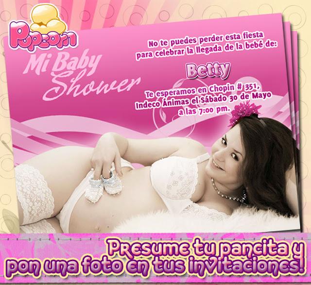 foto baby shower: