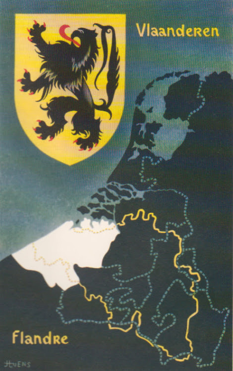 Het wapen van Vlaanderen