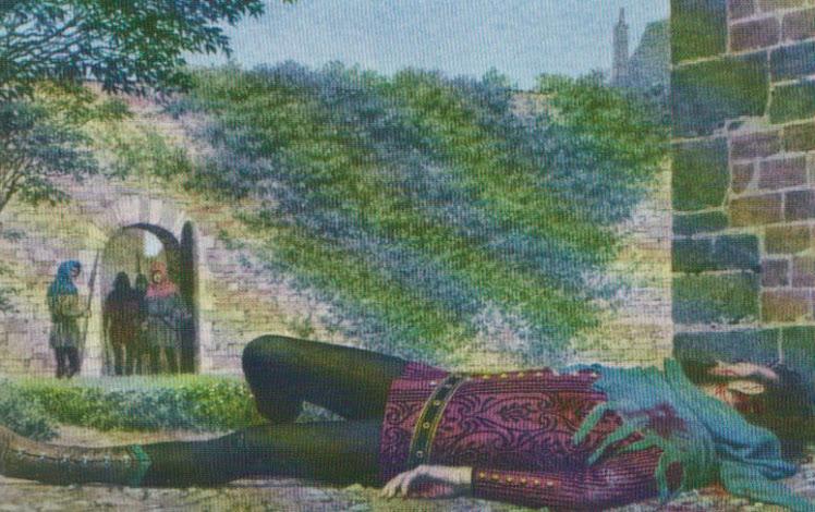Dood van Jacob van Artevelde