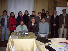 Junio 2010. Planeamiento Estratégico en Loja, Ecuador