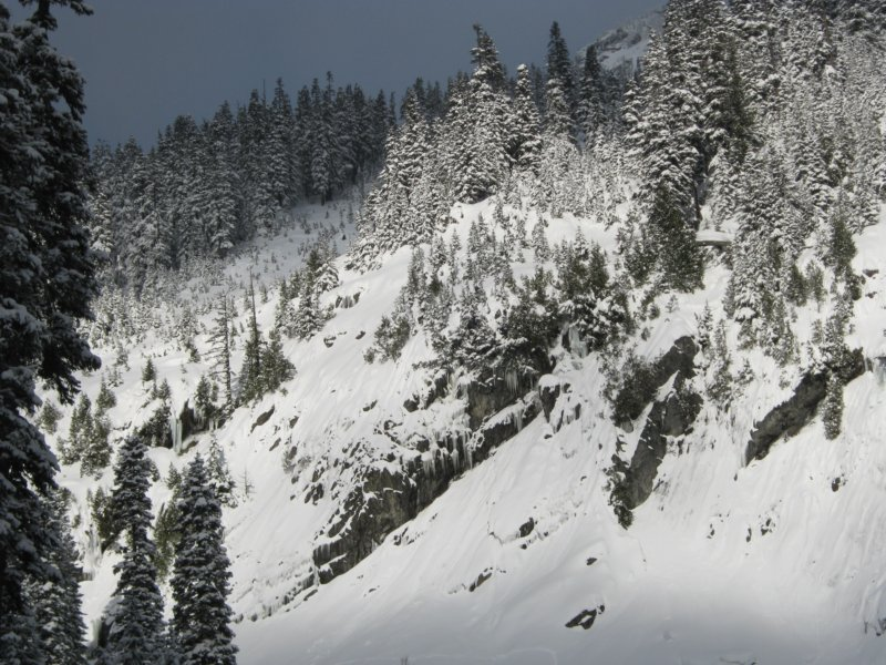 Snoqualmie Mountain Ski Tour