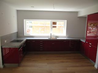 beton unique beton cire beton cire k che. Black Bedroom Furniture Sets. Home Design Ideas