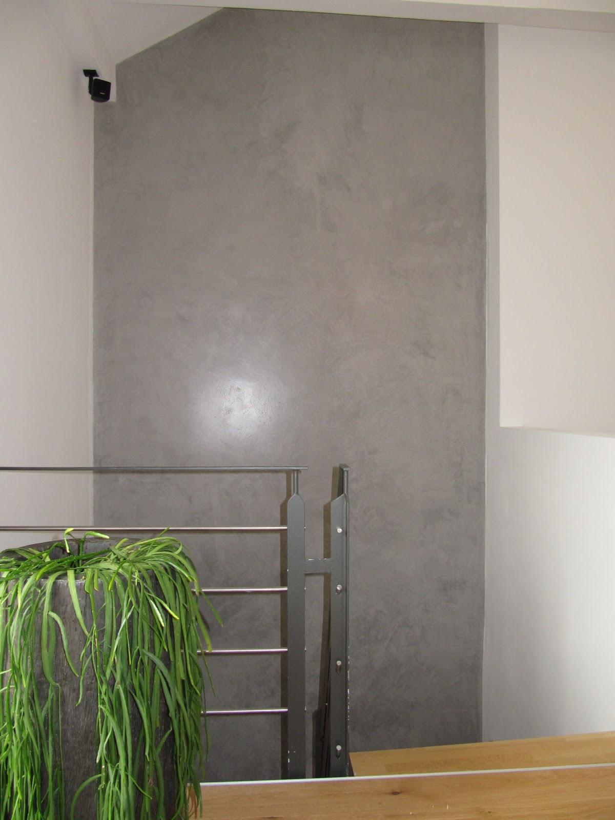 beton unique beton cire beton cire wandgestaltung im. Black Bedroom Furniture Sets. Home Design Ideas
