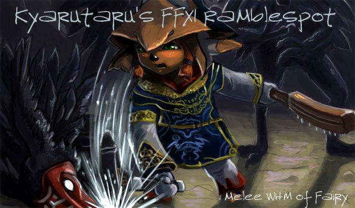 Kyarutaru's FFXI Ramblespot