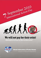 SEPTEMBER 7TH 2010 INTERNATIONAL ACTION DAY
