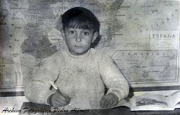 El Zorro Corredero en las Escuelas de San Antón