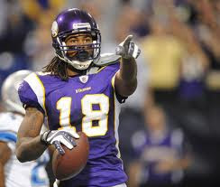 Sidney Rice, a free agent