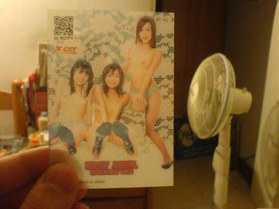有關小西那奈的透明卡!