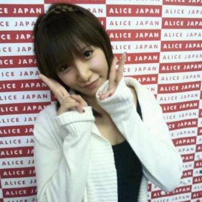 平井七菜子‧Alice japan美聲新人