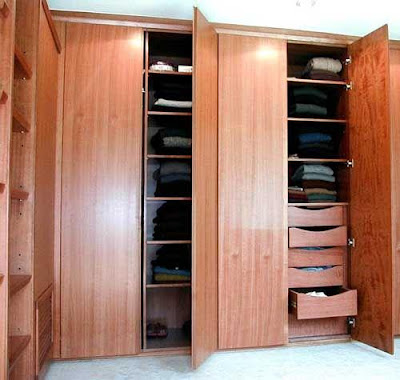 D y g muebles closet empotrado for Closets y muebles