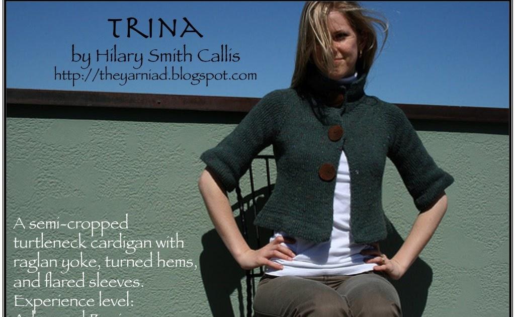 Patternum Gratis: Trina Cardigan