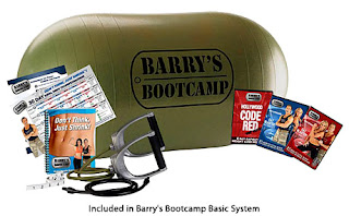 Barry's Bootcamp Complete Workout System Review & price