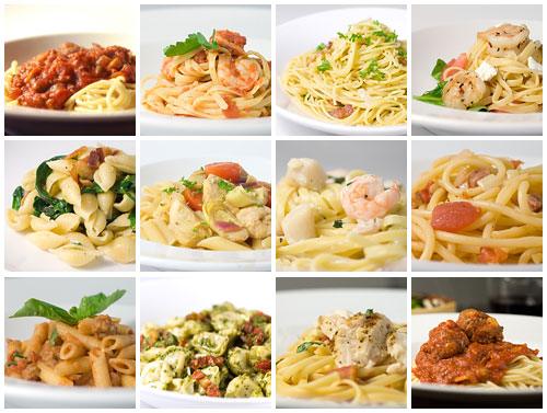 Simple Pasta Recipes With Little Ingredients For Dinner