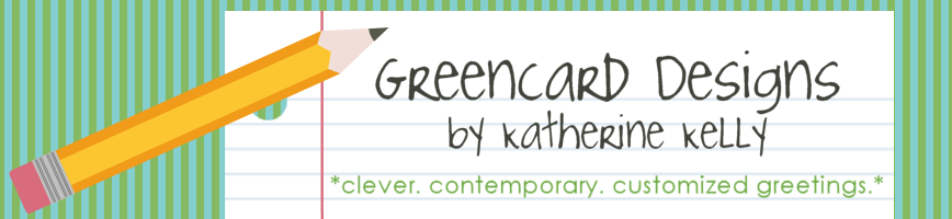 Greencard Designs by Katherine Kelly