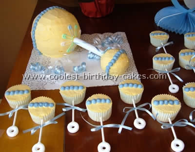 baby shower cakes ideas. Baby Cakes amp; Gifts