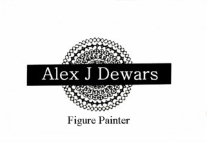 Alex Dewars: Figure Painter