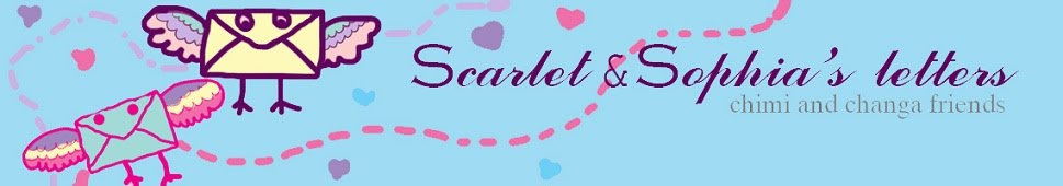 Scarlet and Sophia's Letters