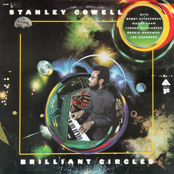 Stanley Cowell Brilliant Circles
