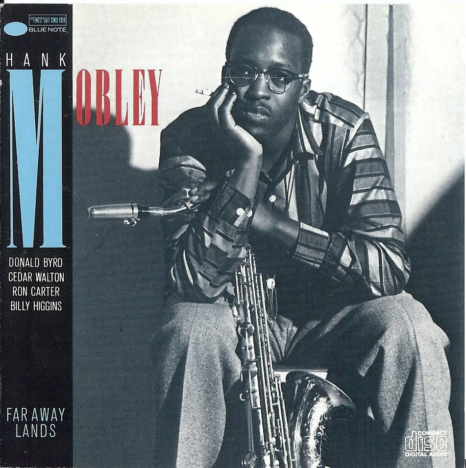 hank mobley - far away lands (album art)