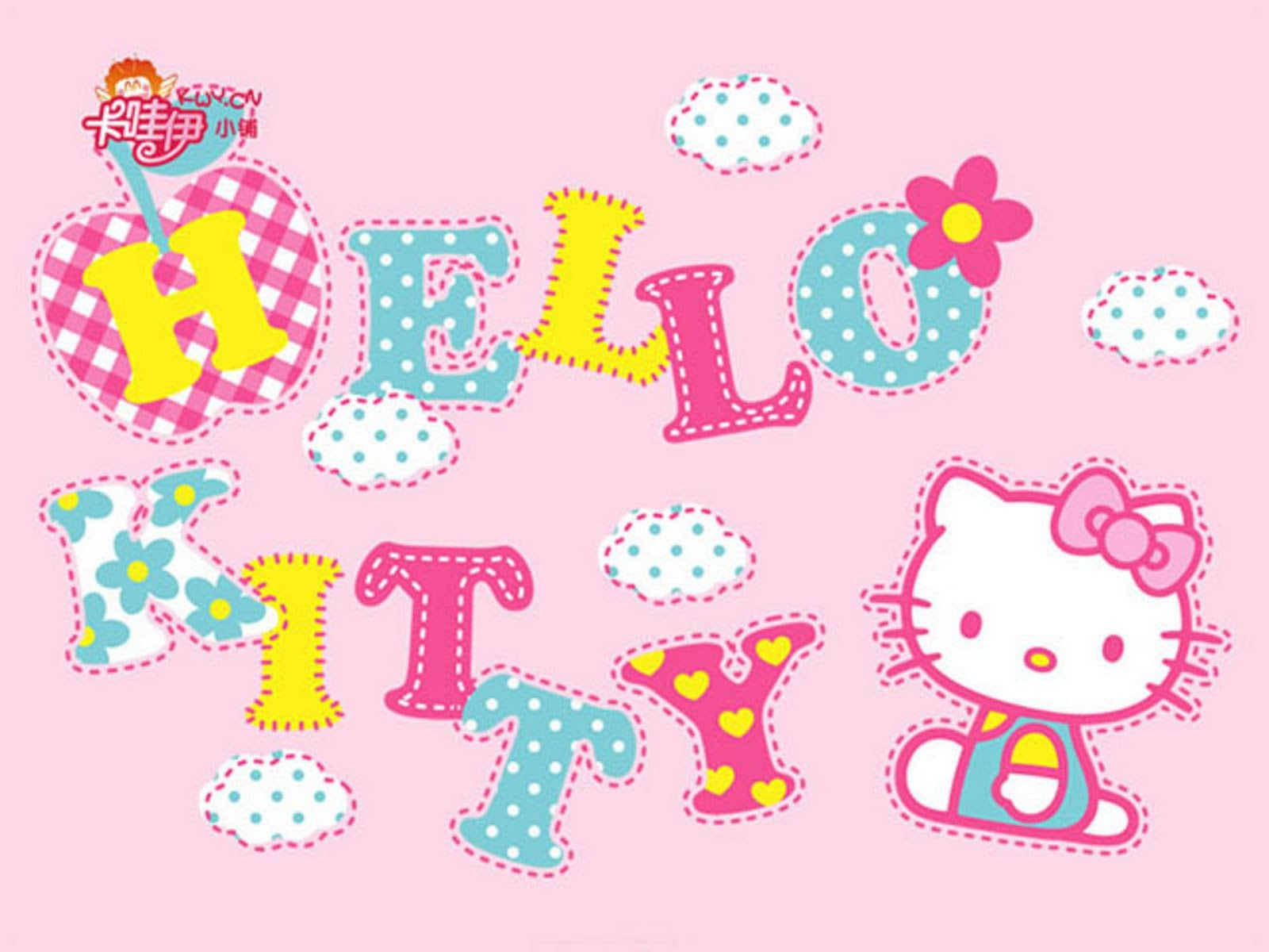 Fondos de pantalla de Hello Kitty grandes - Imagui
