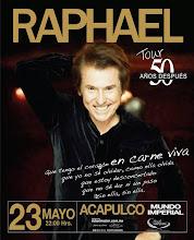Raphael, te quiero...