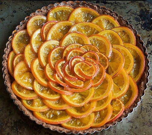 Javaholic: Valencian Orange Tart