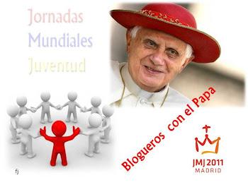Únete a Blogueros con el Papa