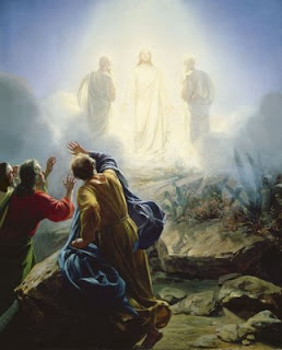 Transfiguración, lo que Cristo es
