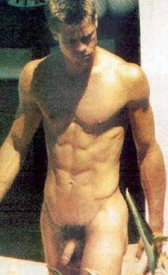 Brad Pitt Naked Penis 38
