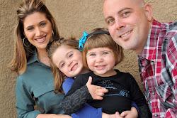 Aaron, Sarah, Reagan & Paige