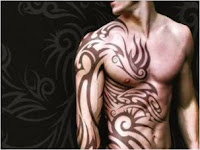 Painting On Body (Tattoos)
