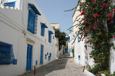Sidi Bou Said (سيدي بو سعيد)