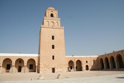 La Gran Mezquita de kairouan