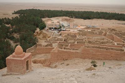 Antiguo pueblo de Chebika