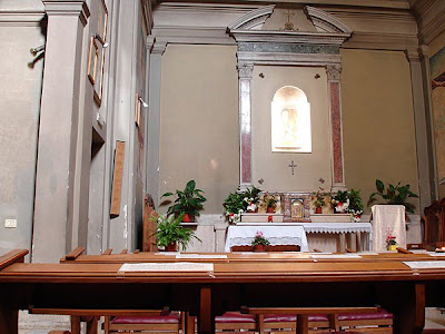 Chiesa di Domine Quo Vadis