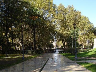 Parque de Vittorio Emanuele II