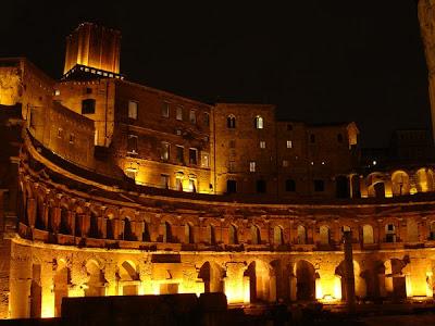 Los Mercados Trajanos - Foro de Trajano