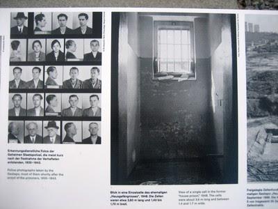 Fotos de detenidos por la Gestapo