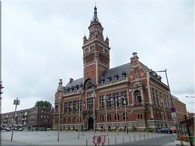 Hotel de Ville de Dunkerque