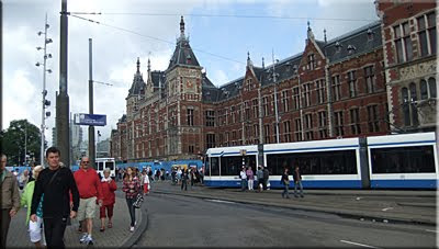 Estación Central de Amsterdam