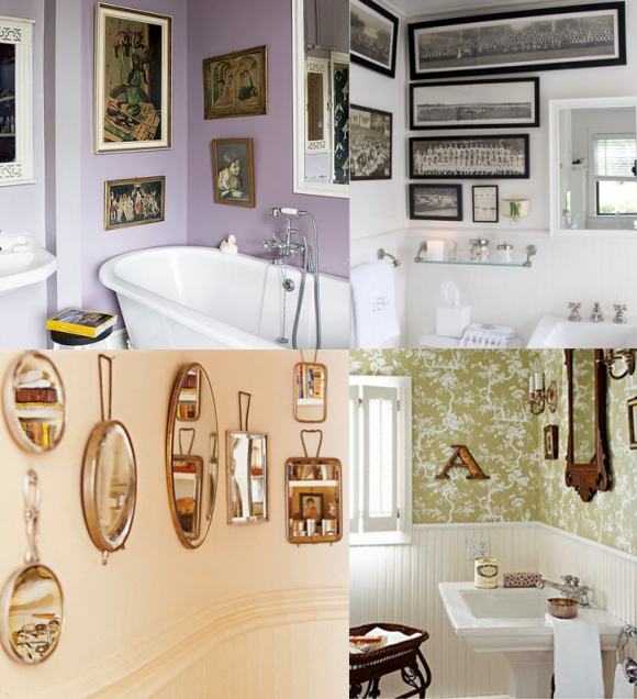 BLOG DE DECORAÇÃOPUXE A CADEIRA E SENTE!  Decoração de Banheiros -> Decoracao De Banheiros Com Artesanato