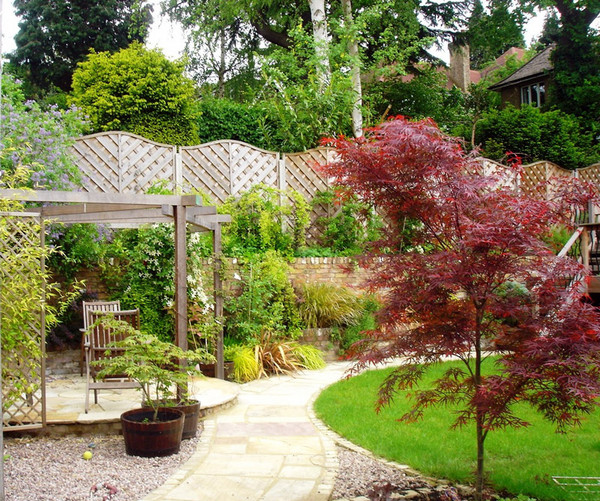 Blog de decora o puxe a cadeira e sente jardins for Garden designs and layouts uk