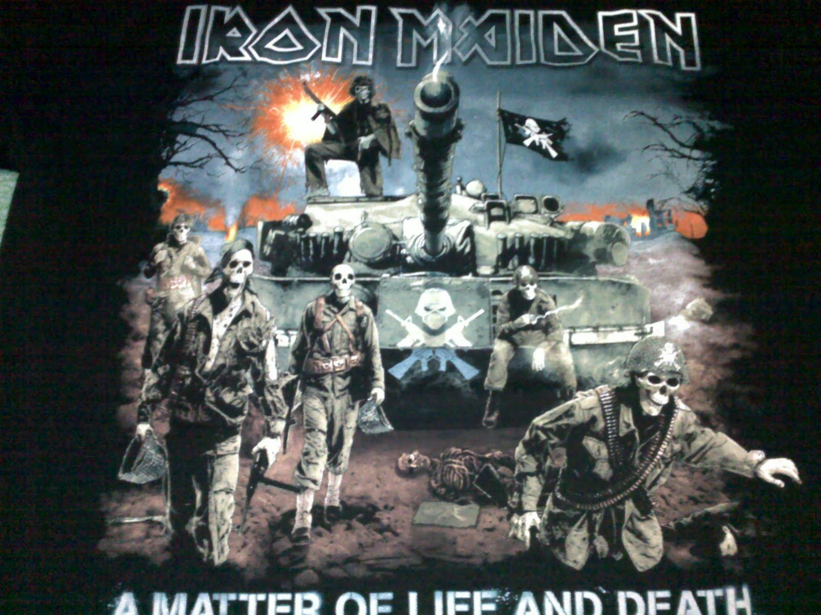 a matter of life and death world tour: