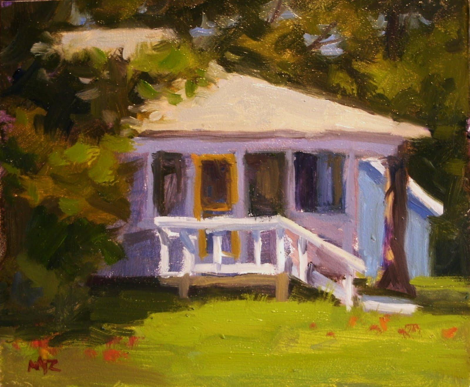 Summer Cottage Commission SOLD