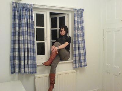 on the windowsill!